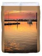 Sunset Excursion Duvet Cover