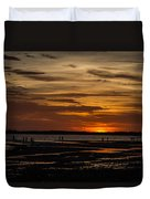 Sunset Layers Duvet Cover