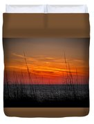 Sunset Number One Duvet Cover
