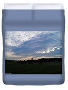Sunset Rays 5 Duvet Cover