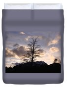 Sunset Ridge Duvet Cover