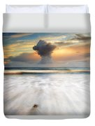 Sunset Talisker Bay Duvet Cover