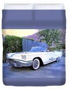 Sunset Thunderbird 2 Palm Springs Duvet Cover