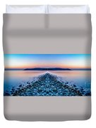 Sunset Way Duvet Cover