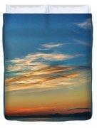 Sunsets Ca3459-13 Duvet Cover