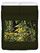 Sunshine Flower 3 Duvet Cover