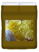 flower - Sunshine in Petals Duvet Cover