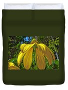 Sunshine On My Shoulders Duvet Cover