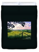 Sunshine On The Meadow Duvet Cover