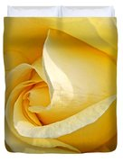 Sunshine Rose Duvet Cover