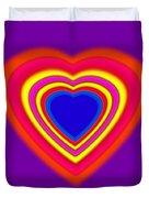 Super Love Duvet Cover