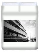 Super Yacht Duvet Cover