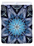 Supercharged Enlightenment Duvet Cover