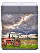 Superman Skies Duvet Cover by James BO  Insogna