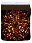 Supernova Duvet Cover by Christopher Gaston