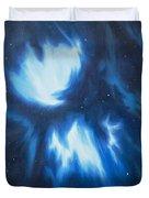 Supernova Explosion Duvet Cover