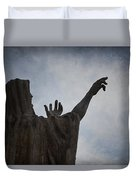 Supplication Duvet Cover