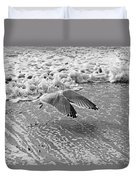 Surf And Wings Duvet Cover