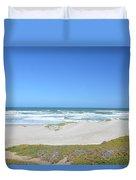 Surf Beach Lompoc California 3 Duvet Cover