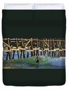 Surfer Dude 3 Duvet Cover