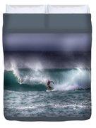 Surfing In The Usa V10 Duvet Cover