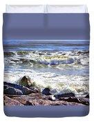 Surfside Jetty Duvet Cover