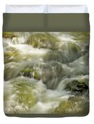 Surging Water Duvet Cover