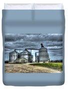 Surreal Grain Duvet Cover