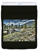 surreal Hope Valley Duvet Cover