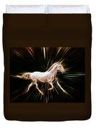 Surreal Horse Duvet Cover