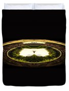 Surreal Reflecting Pool Duvet Cover