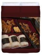 Sushi Duvet Cover