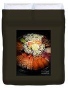 Sushi Tray Duvet Cover