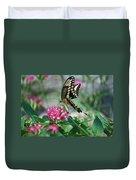 Swallowtail Butterfly 01 Duvet Cover