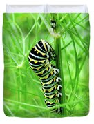 Swallowtail To Be Duvet Cover