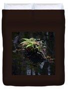 Swamp Fern Duvet Cover