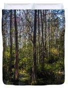 Swampland Duvet Cover