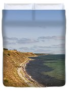 Swedish Coastline Duvet Cover