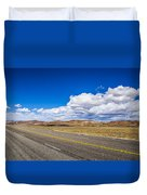 Sweeping Countryside Duvet Cover