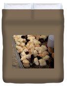 Sweet Baby Chicks For Sale Duvet Cover