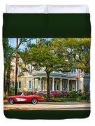 Sweet Home New Orleans 3 Duvet Cover