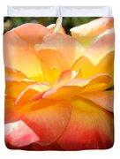 Sweet Juliet Rose Duvet Cover