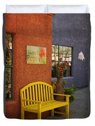 Sweet Poppy Shops Tubac Arizona Dsc08406 Duvet Cover