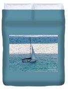 Sweet Sail Duvet Cover