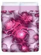 Sweet Sakura Duvet Cover