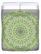 Sweet Spring Mandala Duvet Cover