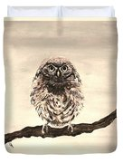 Sweetest Owl Duvet Cover