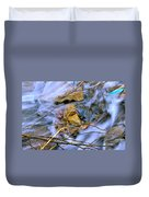 Swept Away Duvet Cover
