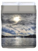 Swift Island Bridge 4 Duvet Cover