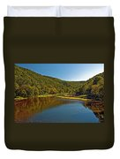 Swimming Hole Duvet Cover